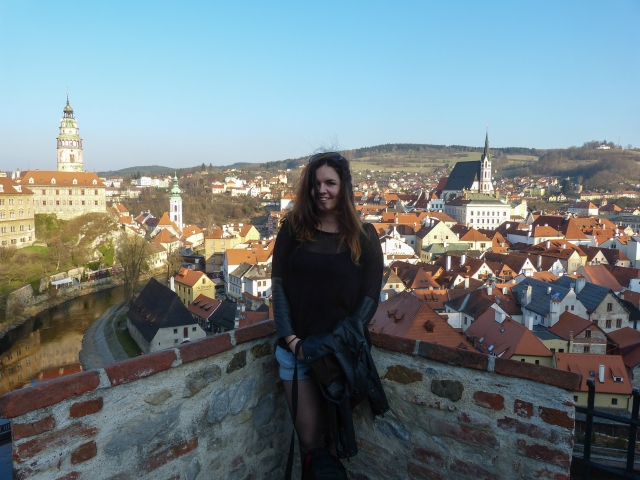 Possibly the most beautiful city I've ever been to - Český Krumlov